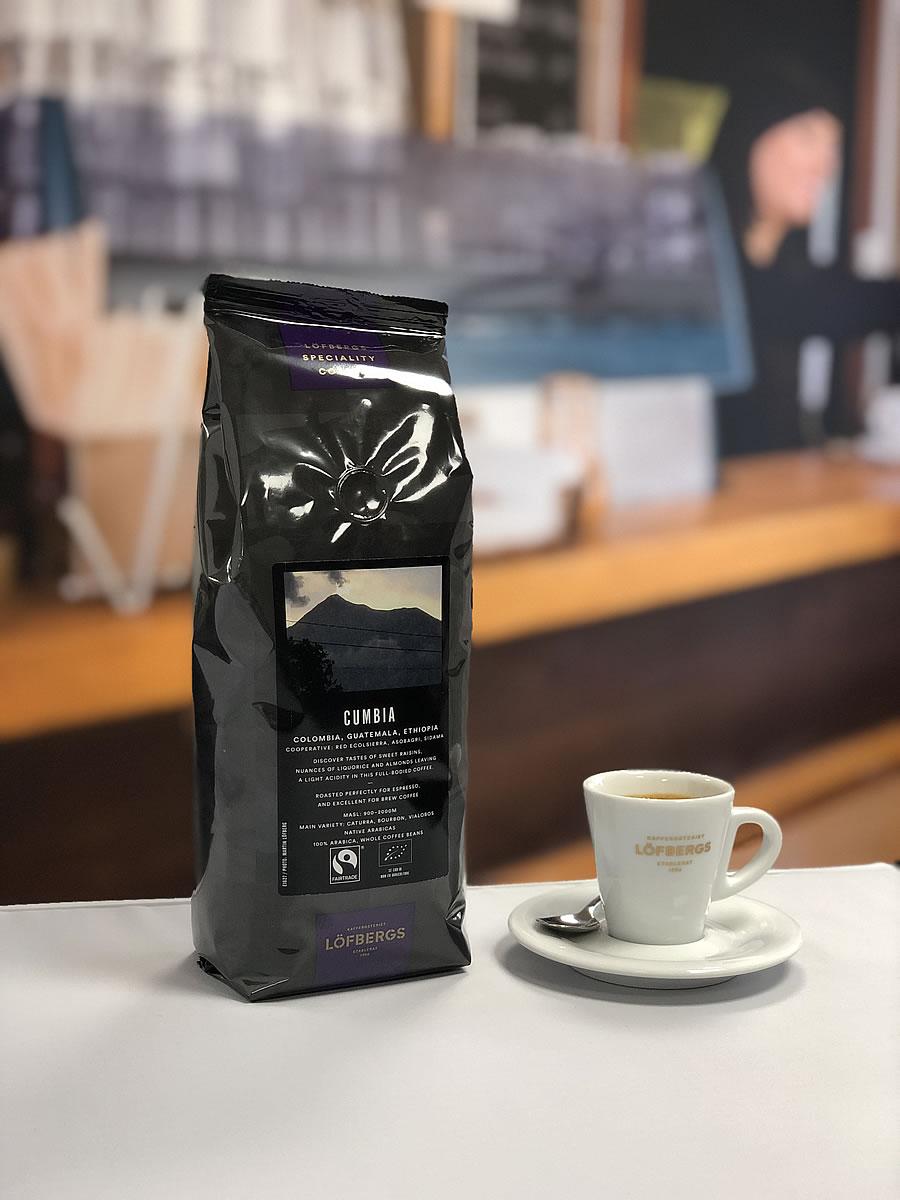 Fairtrade káva Löfbergs | Nápojová Ambulance